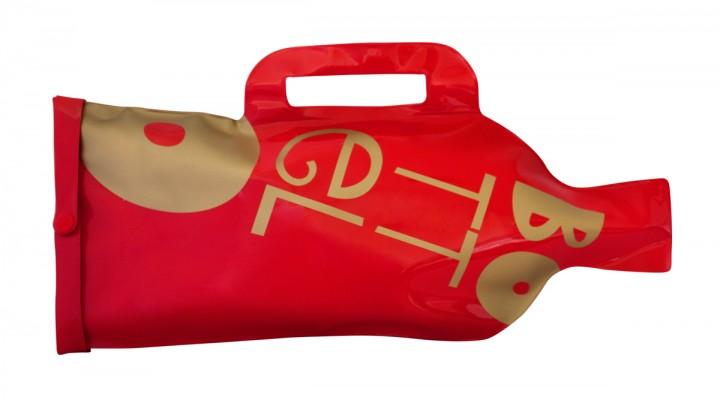 Bolsas de regalo para botellas de vino: Sorprende y transporta la botella de forma segura