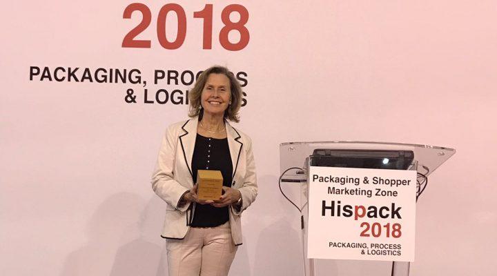 Beatriz Hernández de Azcárate, fundadora de Smartbag y distribuidora de WineSkin