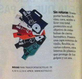 Bottelo en el Magazine de la Vanguardia
