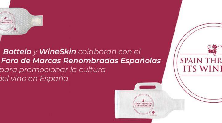 Bottelo y WineSkin se unen a De Bodegas por España con una nueva alianza